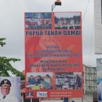 Salah Satu Balioho Kampanye Papua Tanah Melalui Pendekatan Dialog di Kota Jayapura