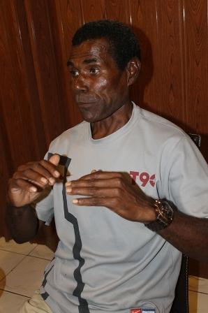 Kala Absalom Bangun Kampung Sampai Jaga Penyu dan Cenderawasih