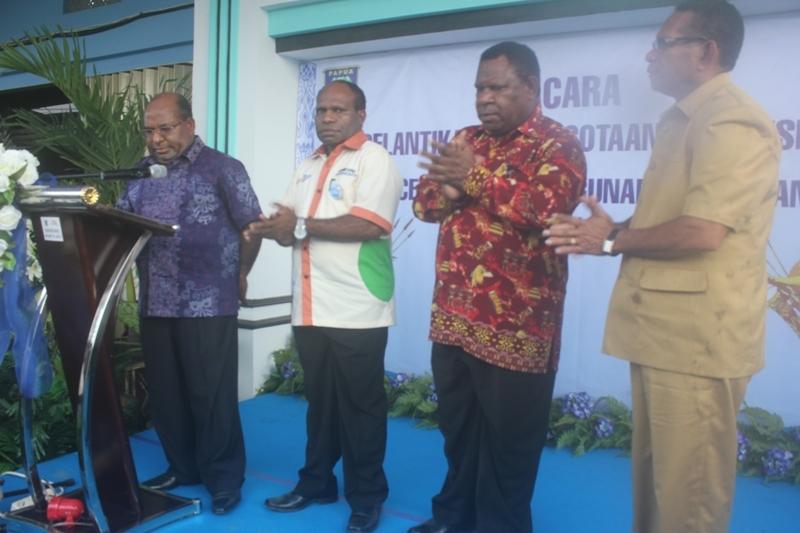 Papua Memiliki Satu Lagi Lembaga Baru Yang Bergerak Dibidang Kesehatan.