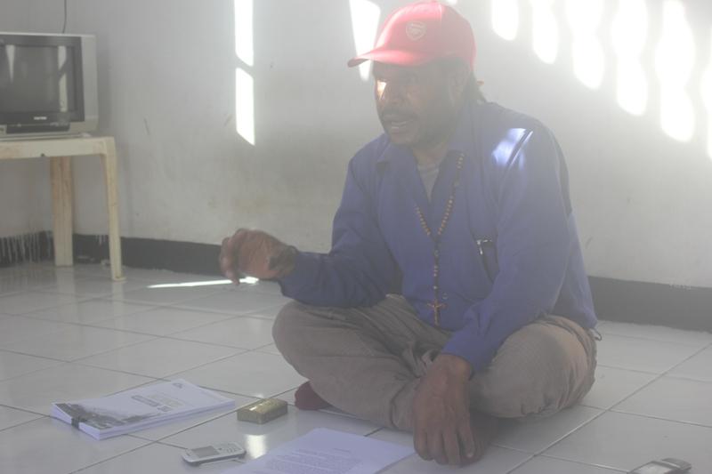 Lemok Mabel Tuntut Tanggung Jawab Negara terhadap Korban Pelanggaran HAM di Papua