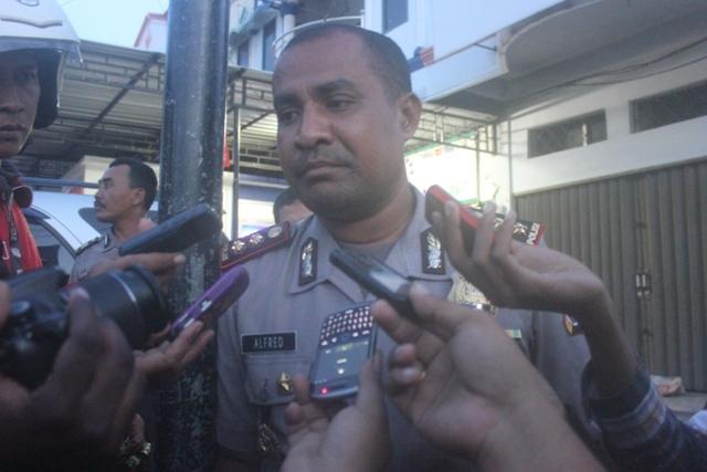 Wartawan Mendapat Intimidasi Saat Meliput Demo KNPB.