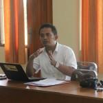 Yusman Conoras: Kontrol Publik Adalah Bagian Dari Kesetaraan Politik
