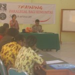 AlDP Gelar Training Paralegal Bagi Komunitas