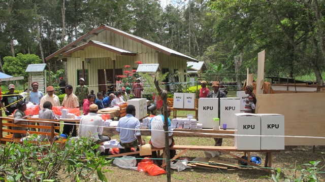 Laporan Hasil Pemantauan Pemilu Legislatif 09 April 2014 di Kabupaten Jayawijaya