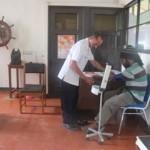 Hasil MRI Jafrai : Stroke Menyerang Otak Depannya