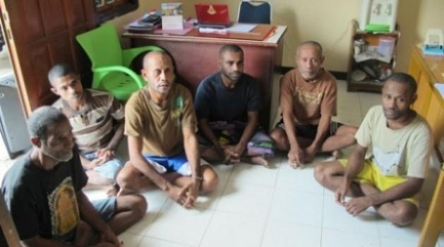 Keluarga Tersangka Berharap Sidang Dilaksanakan di Kota Serui