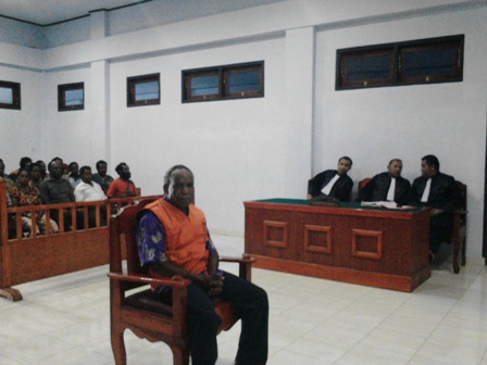 News release: Areki Wanimbo is 'first Papuan treason suspect to be acquitted in 14 years'