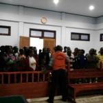 JPU Menuntut Areki 5 Tahun Penjara