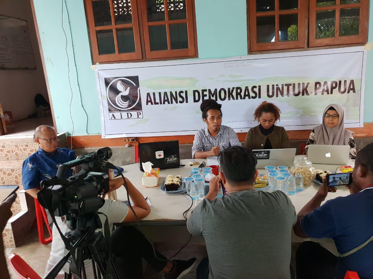 Siaran Pers : Hentikan Konflik Horizontal, Aparat Penegak Hukum diminta Profesional