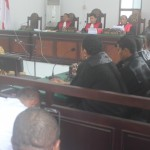 PH Terdakwa Kasus Korupsi : Kasus PB Masalah Keperdataan Mengenai Pinjam Meminjam