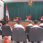 Kasus Sasawa, Divonis 3,5 Tahun Penjara