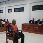 Suasana Haru, Saat  Areki Ditanya Oleh majelis Hakim