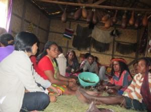 Menjaga Warisan Budaya di Kampung Waga-Waga