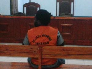 Marthen Marian Katakan Lengannya Dipotong, Penyidik Mengatakan Tidak