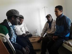 Pemohon Praperadilan : Penangkapan dan Penahanan Robby Pekey Tidak Sesuai Prosedur