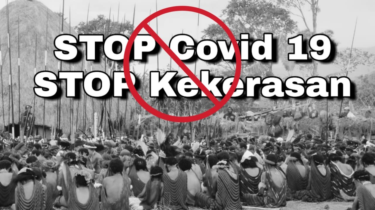 Bencana Covid-19, Kebijakan Penanganannya dan Peristiwa Kekerasan di Papua (Seri-2)